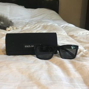 LIKE NEW DOLCE & GABBANA SUNGLASSES WITH CASE